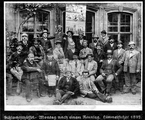Schlachtschüssel 1893