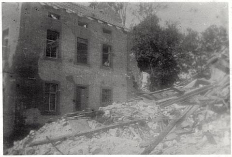 Neutorstraße 2 am 14. Juli 1944