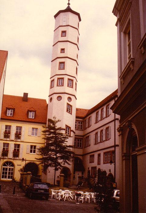Schrotturm 1993