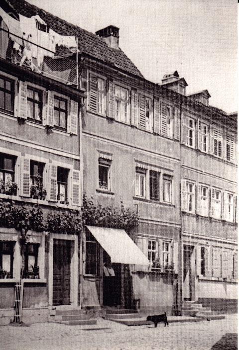 Metzgerei Wagner, Rusterberg