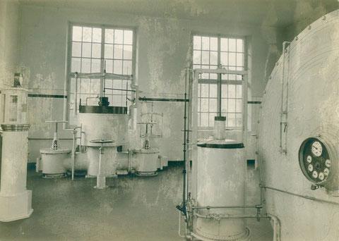 Uhren- und Reglerhaus 1918
