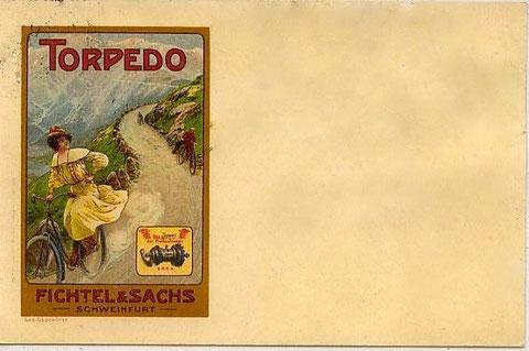 Reklamepostkarte