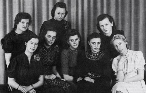 Abiturklasse 1941