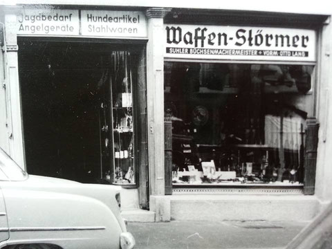 Rückertstraße 1961 - danke an Frau Angela Pforth-Engert