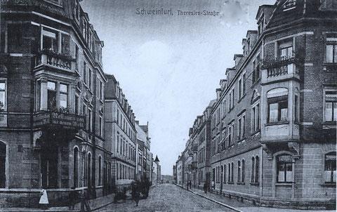 """mit Gaststätte """"Neue Welt"""", die später """"Frankenstüble"""" nannte"""