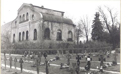 Die jüdische Leichenhalle