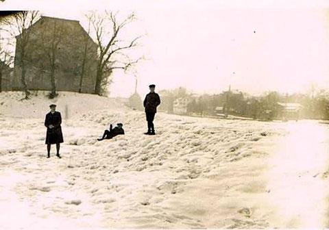 Elefantenbuckel Winter 1928/1929