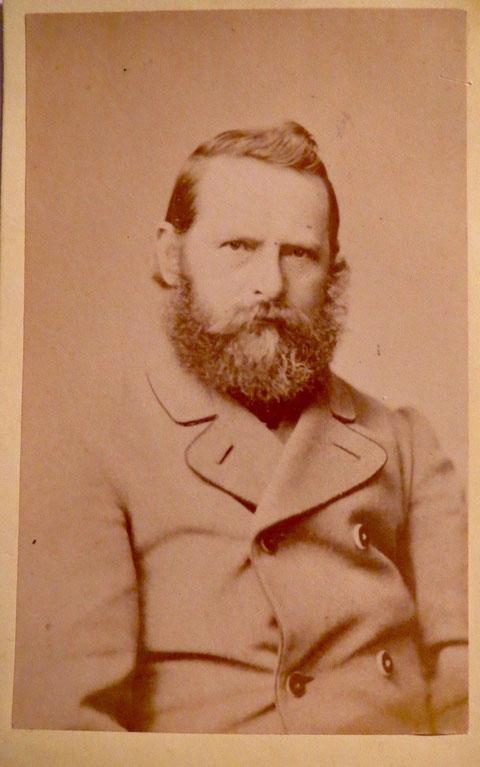 Forstmeister Christian Bräutigam