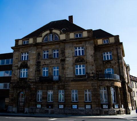 Die ehem. Bayer. Staatsbank