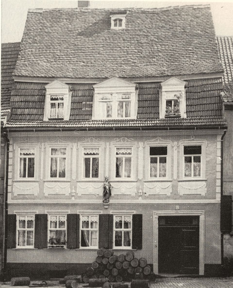 Petersgasse 12 - Petershaus