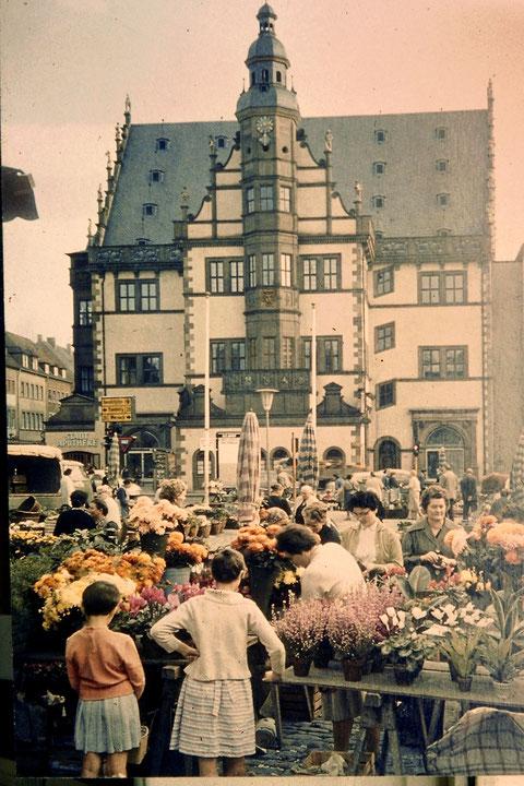 Marktplatz 1960