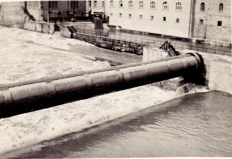 Schleusen 1935
