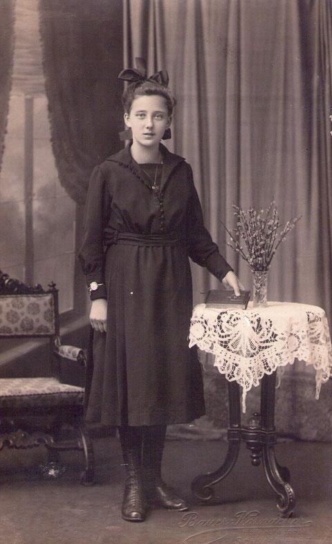 Babette Borst Tochter v.Wilhelm Grimmer