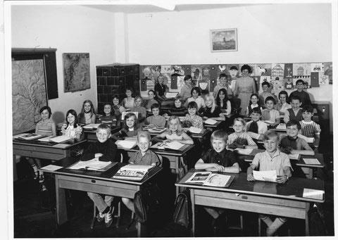 1969 - Lehrerin: Frau Hipp - Danke an Heike Dittmar