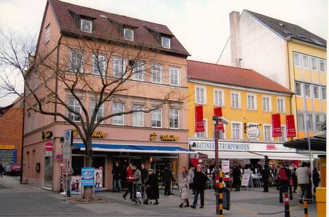 Postplatz (Georg-Wichtermann-Platz) 2008