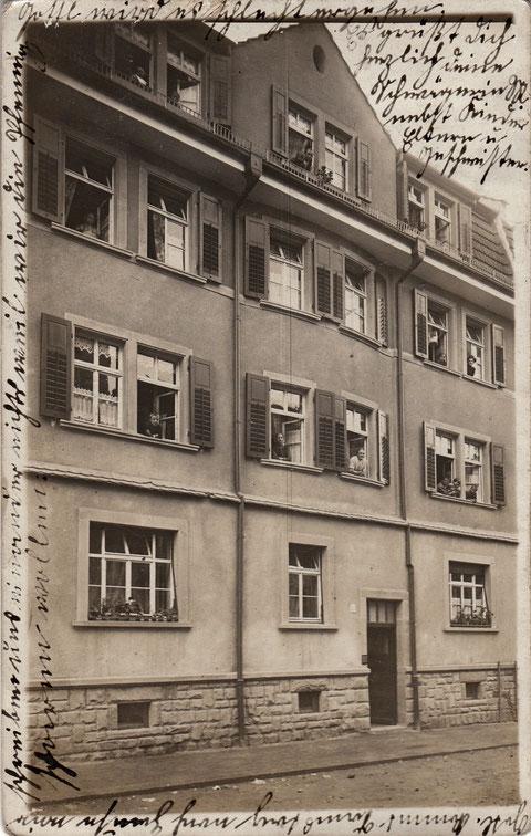 Seestraße 18 ca. 1940