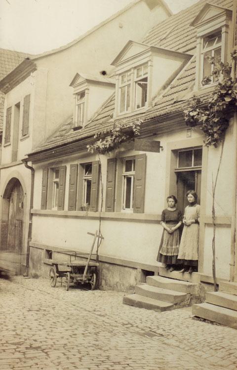 Judengasse 20 - Danke an Familie Werner