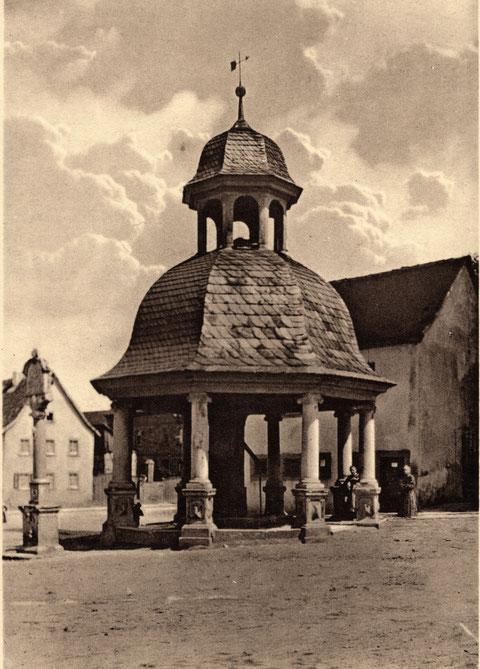 Bergrheinfeld 1908