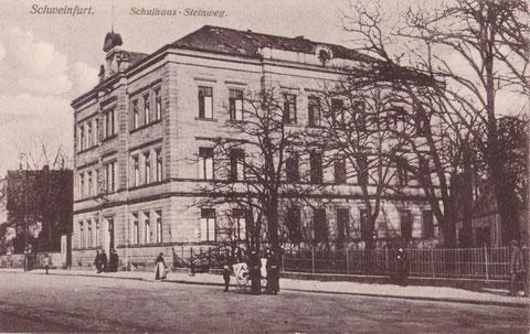 Schulhaus Steinweg