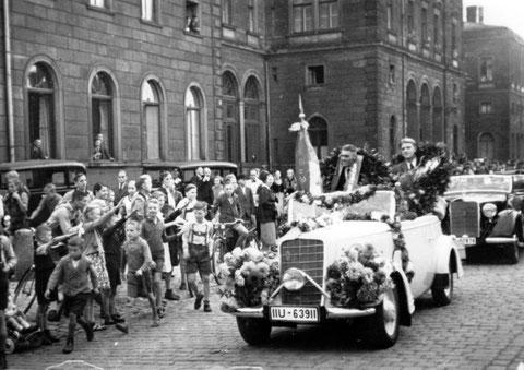 1937 - Empfang