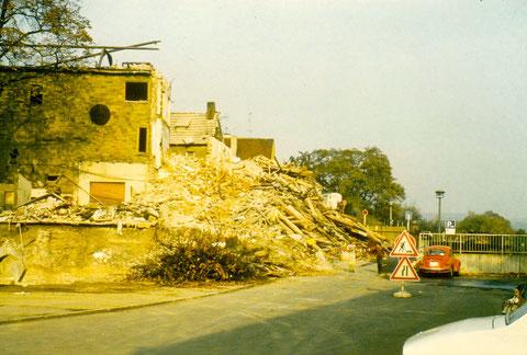 Abriss Brauerei Herzog am Paul-Rummert-Ring