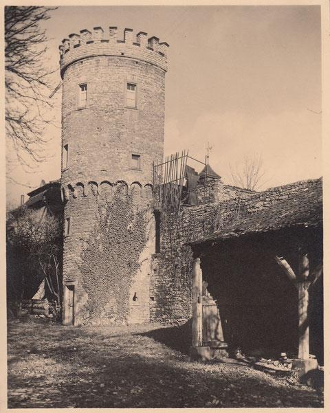 Privatfoto Arthur Schilling Vorkriegszeit 1930er - Danke an Robert Zänglein