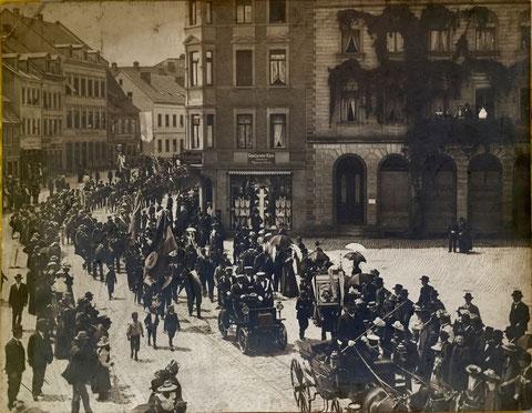 Jahr unklar - evtl. 1903 anlässlich der Wanderversammlung der bayerischen Landwirte