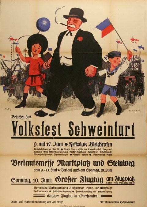 Plakat 1928