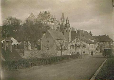 Danke an Karl Dill! Mainberg 1927