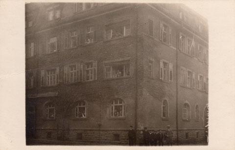 Seestraße Februar 1942 - Danke an Georg Tellert