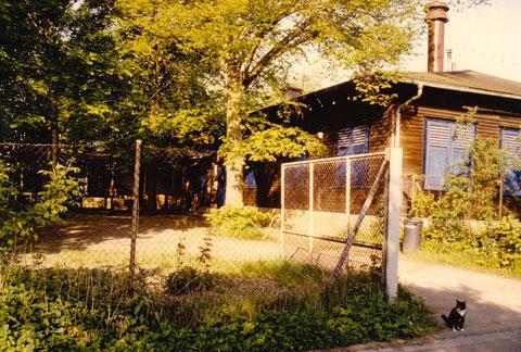 Wallbräu Garten 1970