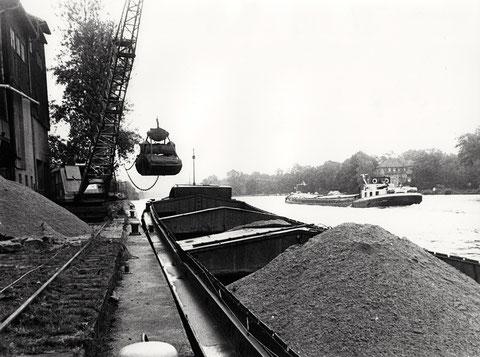 Sand-Baggerei Blum 1992