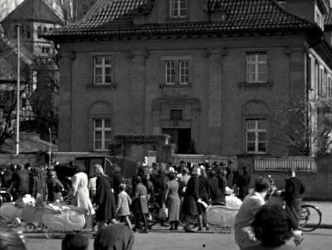 Die Barthelsvilla am Jägersbrunnen - jetzt Kaufhof
