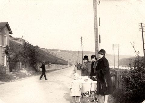 Mainberger Straße um 1930