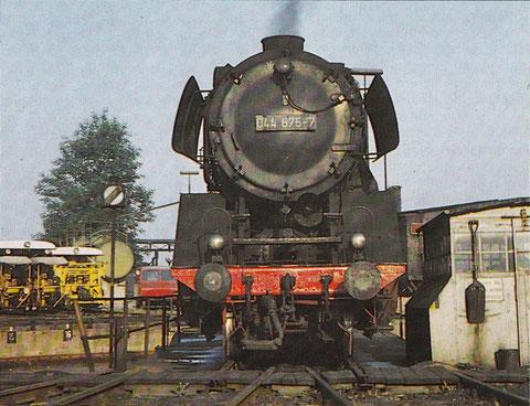 Auf der Schweinfurter Drehscheibe 1970