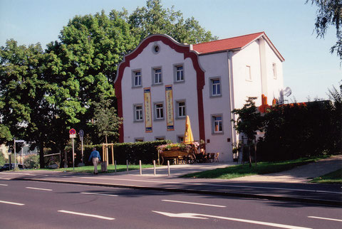 """gleiches Gebäude im Jahre 2005 - """"Habaneros"""""""