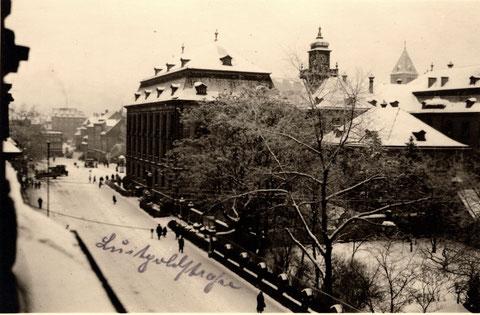 Luitpoldstraße um 1930