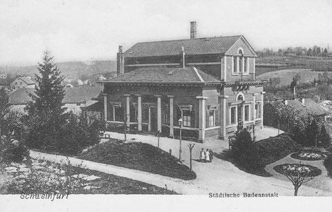 Postkarte um 1900