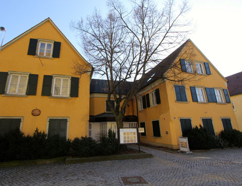Das Gunnar-Wester-Haus - März 2013