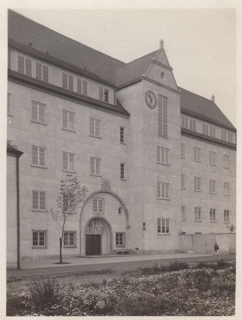Götheschule Vorkriegszeit - Danke an Robert Zänglein