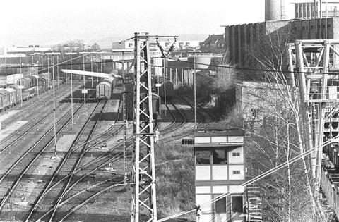 Hauptbahnhof 1997 Foto: Laszlo Ruppert
