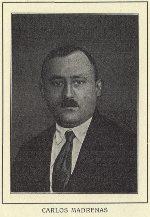 Carlos Madrenas