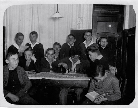 CVJM-Jugendabteilung 1928