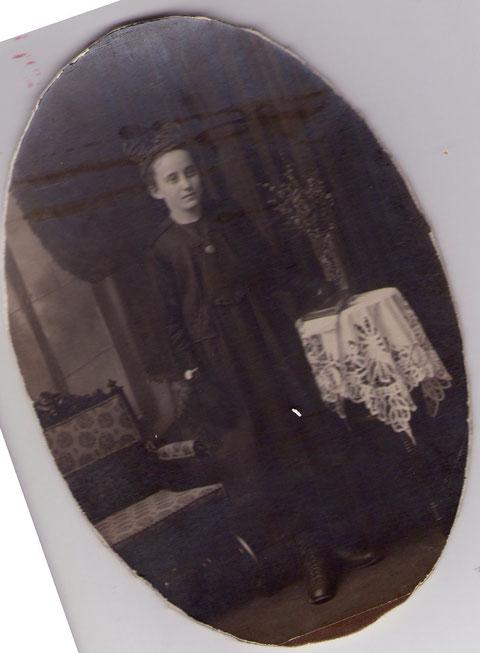 Marie Stöhr Tochter v.Wilhelm Grimmer