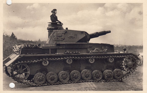 Panzer der Schweinfurter Panzereinheit