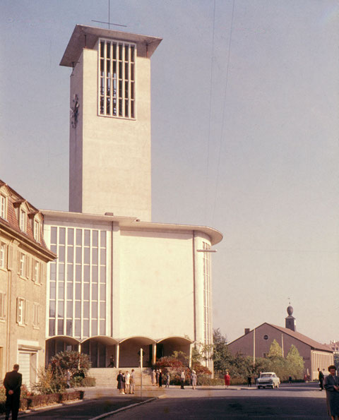 September 1960 - Kilianskirche