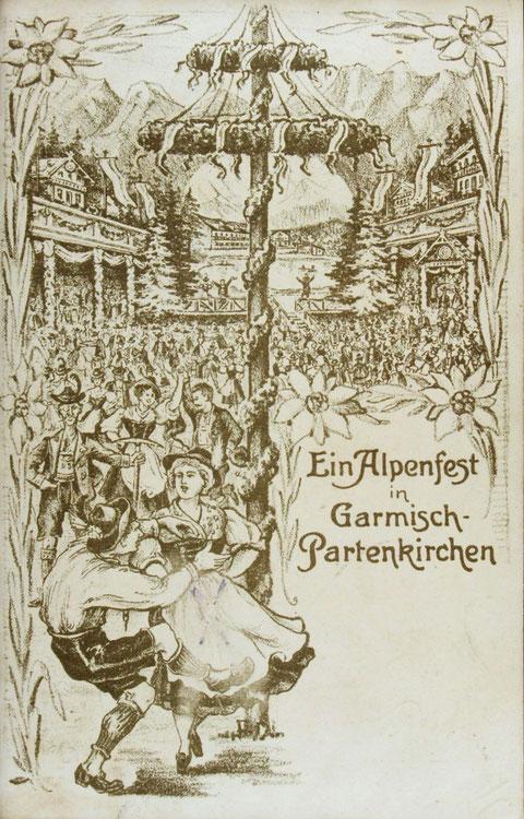 Sängerlust Schweinfurt - 14. Februar 1914