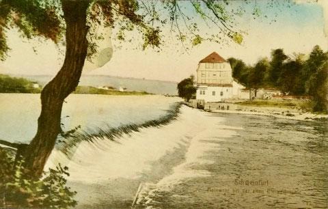 Bleiweißmühle