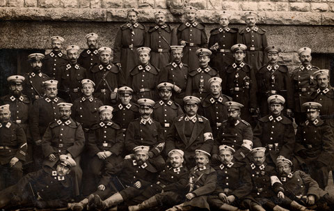 Rotes Kreuz 1914