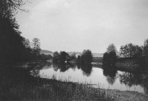 """Das """"Schwarze Loch"""" im Jahre 1931 - Danke an Holger Meyer"""